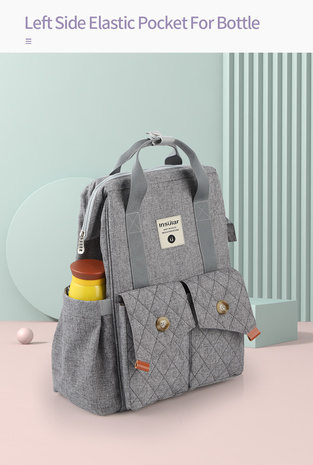 Shingo Baby Diaper Bag