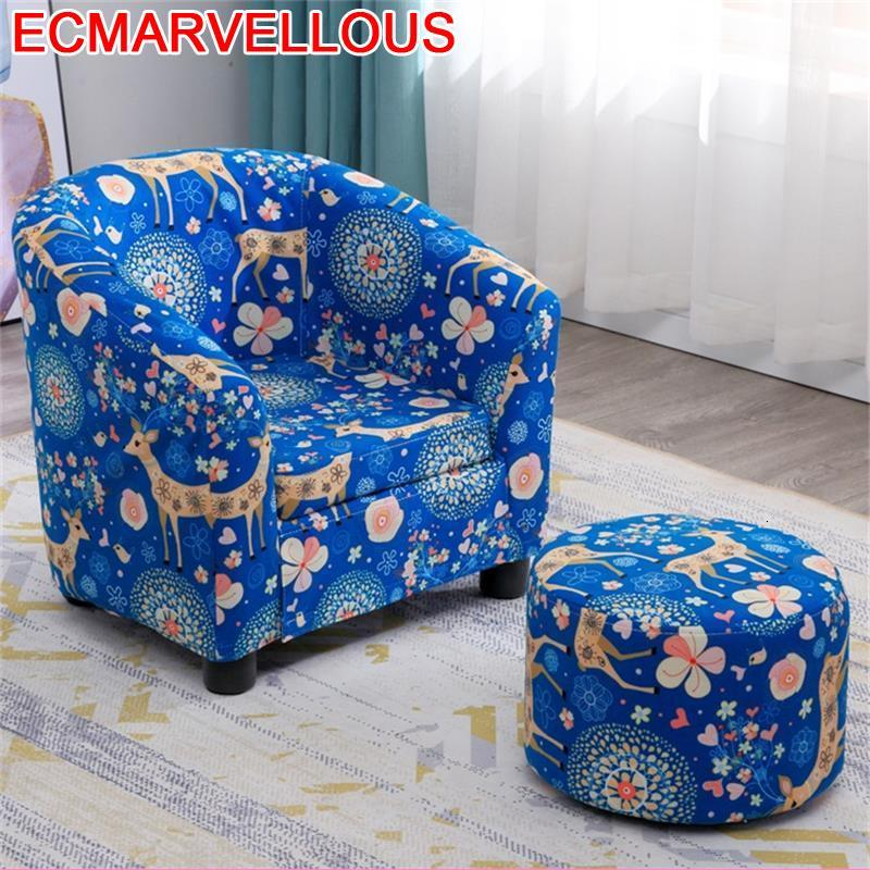 Small Cameretta Bimbi Kindersofa Relax Bedroom Princess Chair Baby Dormitorio Infantil Chambre Enfant Children Children's Sofa