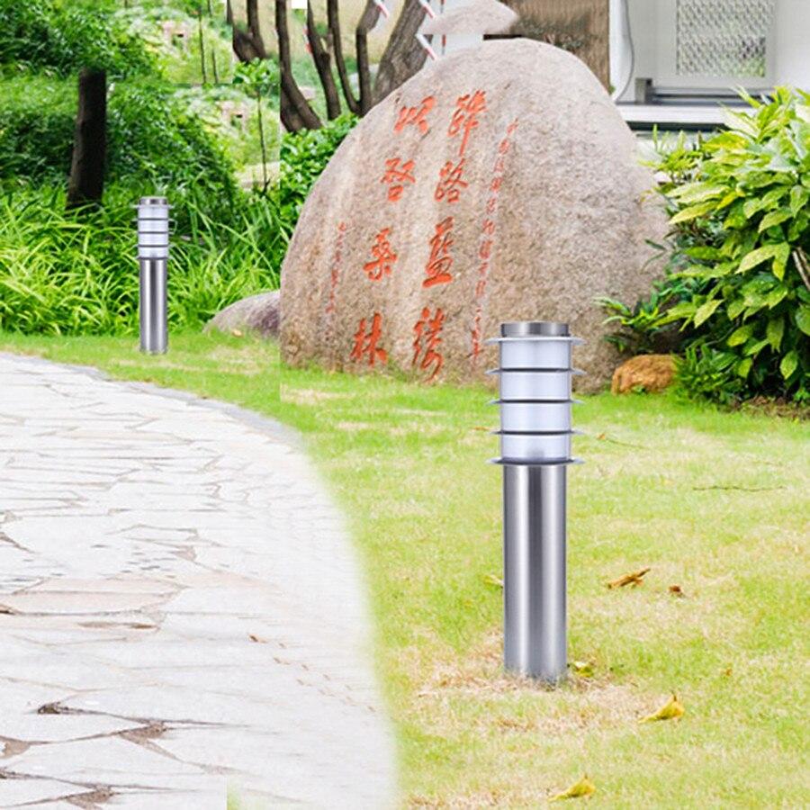 Thrisdar 4560 cm de aço inoxidável jardim