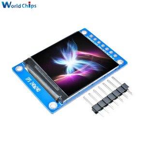 Image 3 - 1.3 pollici IPS HD TFT ST7789 Unità IC 240*240 La Comunicazione SPI 3.3V di Tensione 4 Wire SPI interfaccia LCD A Colori OLED Display FAI DA TE
