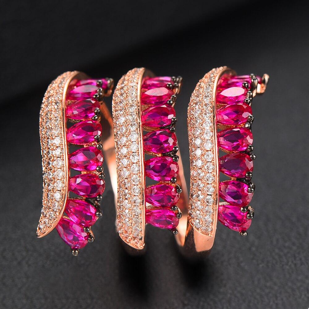 cubico aneis de dedo granulos charme anel boemio praia joias 03