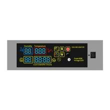 Mini Incubator Controller Set Constant Temperature Eggs Incubation Box Egger Incubator Spare Parts 220V/80W EU-Plug
