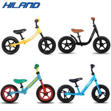 10&12&14 Inch Balance Bike Ultralight Kids Riding Bicycle 1-3 Years Kids Learn t