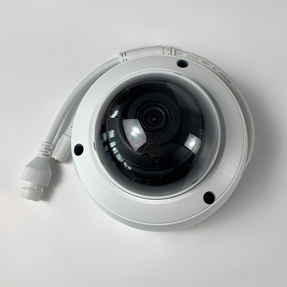 DS-2CD2143G0-IU Hik 4mp IR réseau CCTV caméra de sécurité POE avec Microphone intégré 3