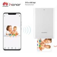 Orijinal Huawei çinko taşınabilir fotoğraf yazıcısı onur Mini Pocke yazıcı Bluetooth bağlamak mobil Android iOS telefon DIY payı|Yazıcılar|   -