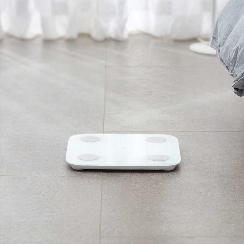 Xiaomi Mijia Mi Thông Minh Thành Phần Cơ Thể Quy Mô 2 Mỡ Trọng Lượng Quy Mô Phòng Tắm Kỹ Thuật Số Màn Hình Điện Tử LED Cân Bằng Ứng Dụng Phân Tích Dữ Liệu