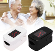 Medical Household Fingertip Oximeter Portable Electric Blood Oxygen Saturation Monitor Pulse Oximeter Heart Rate Health Care