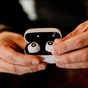 Image 3 - EDIFIER TWS2 słuchawki TWS Bluetooth V5.0 IPX4 do 12 godzin czas odtwarzania wielofunkcyjne sterowanie bezprzewodowe słuchawki