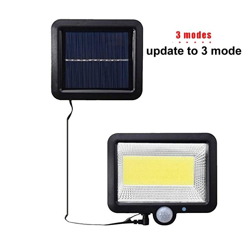 56/100 LED Solar Light Human Infrared Motion Sensor Security Outdoor Lighting Waterproof Garden Wall Solar  Lamp Pathway Light