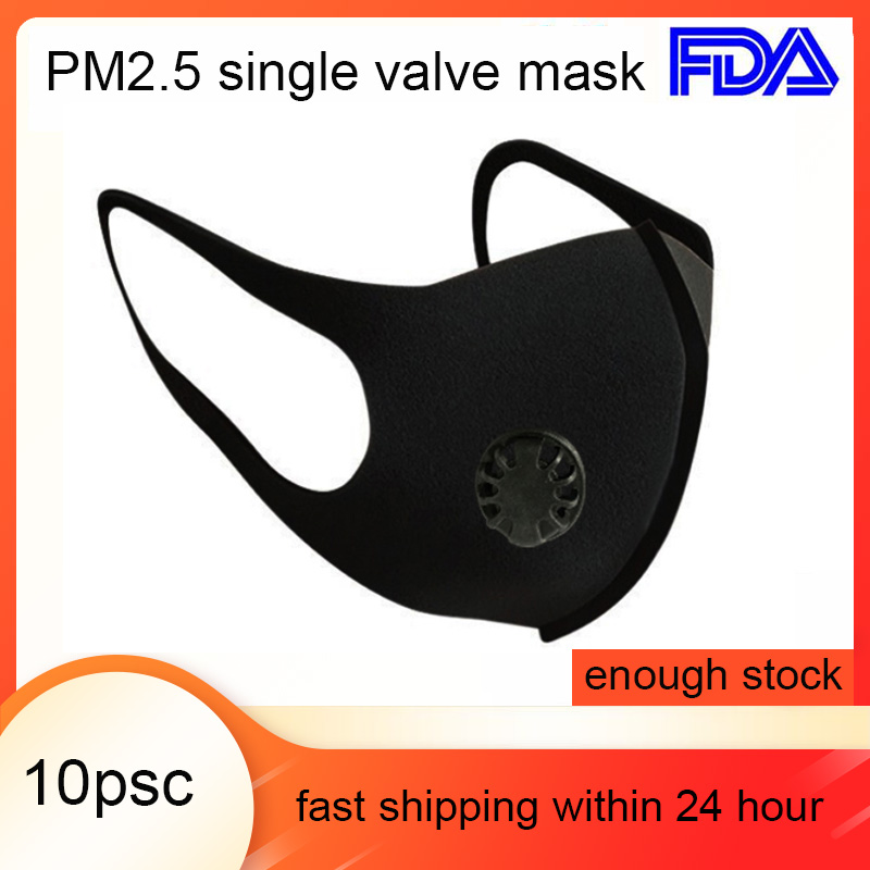 Dustproof Air Filter FFP3 Mask Breathable Single Valve PM2.5 Dust Mask Respirator Dust Mask Mouth Respirator FFP2 With Filter