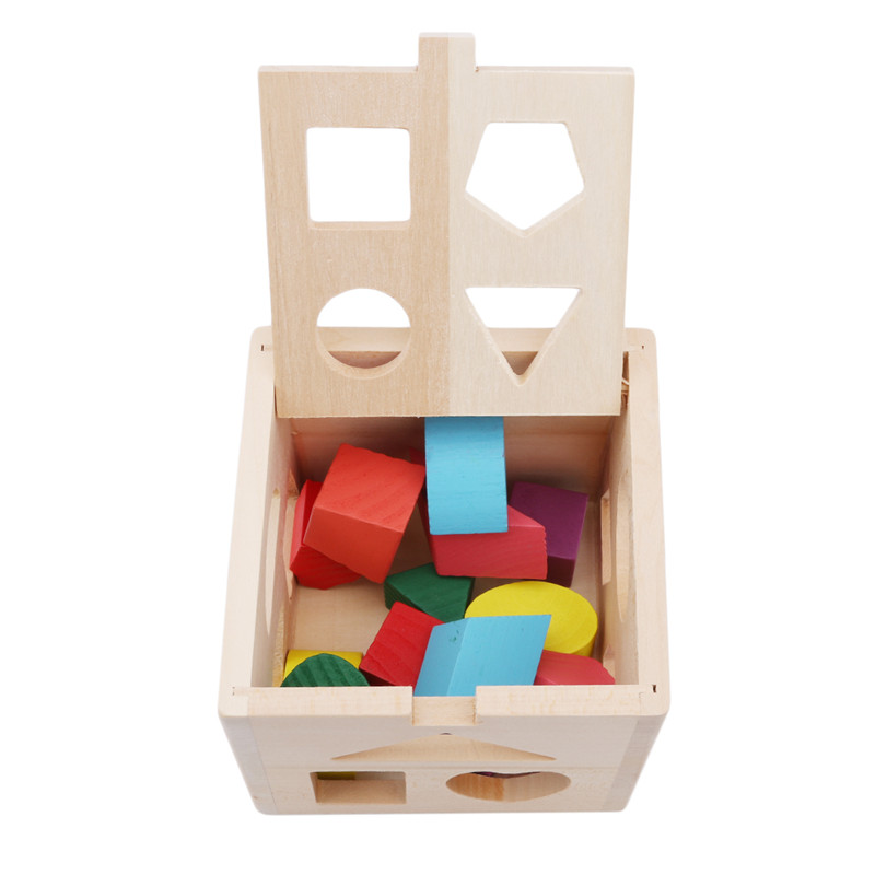13 buraco caixa de inteligência geometria casa
