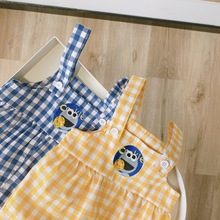 Clothing Pants Jumpsuits Overalls Girls' Baby Boys Children's Cute Korean And Cartoon