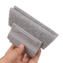 Brush Cleaning-Tool Handed Window Small Magic 1PCS Groove Creative Popular
