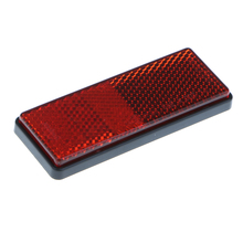 Car Cycle Reflector Light Reflective Strips Stick On Self Adhesive 3 Colors Red/Yellow/White