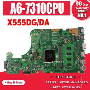 X550YA マザーボード Asus X550YA A6-7310U X555DG X555DA ノートパソコンのマザーボード X550YA メインボード X550YA マザーボードテスト ok 100% - SALE ITEM パソコン & オフィス
