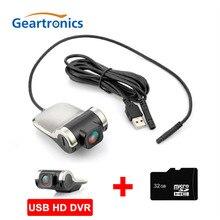 1080P 170 градусов Dash Cam Автомобильный видеорегистратор Камера рекордер USB ADAS g-сенсор Видео Авто рекордер камера для Android