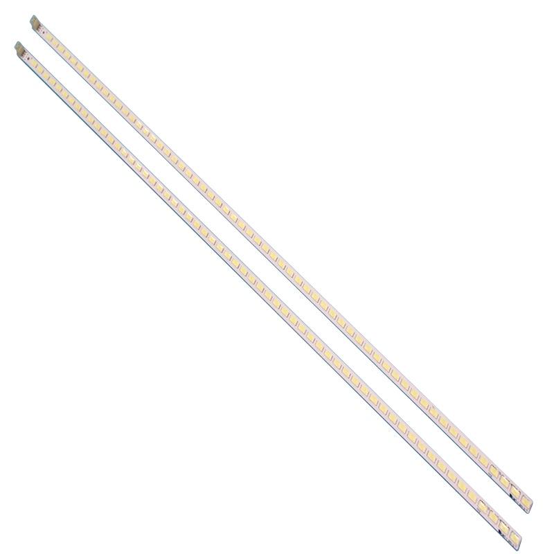 2 Pieces/lot 40-DOWN LJ64-03029A LTA400HM13 LED Strip 40INCH-L1S-60 G1GE-400SM0-R6 60 LEDs 455MM
