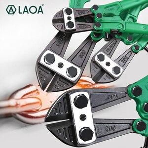 Image 1 - LAOA Bolt Cutter Heavy Duty Rebar Cutter Cr V Steel Thicken Wire Cutting Pliers Cut Lock Chain