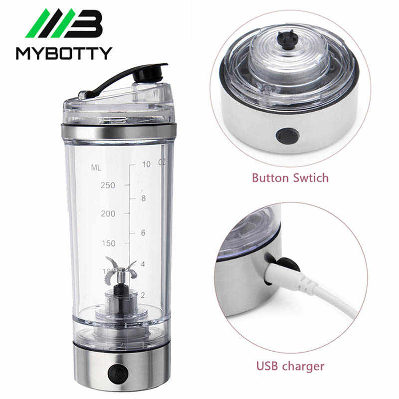 MYBOTTY 600ml Menjalankan Lembut Water Flask