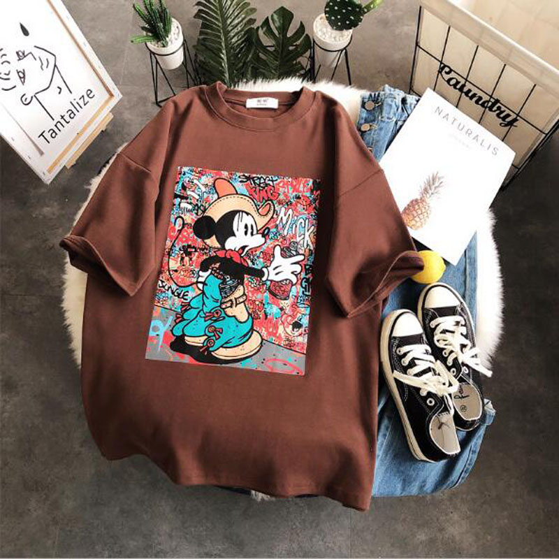 Hot Selling T-shirt Women High Quality Short Sleeve Round Neck T-shirts Woman Casual Slim Fit Women T Shirt
