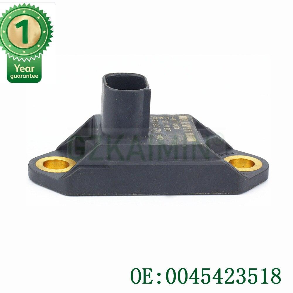 High Quality New Acceleration Suspension Vertical Sensor Oem 0045423518 A0045423518 For Mercedes