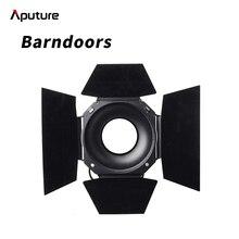 Aputure Barndoors bowens 마운트 헛간 문