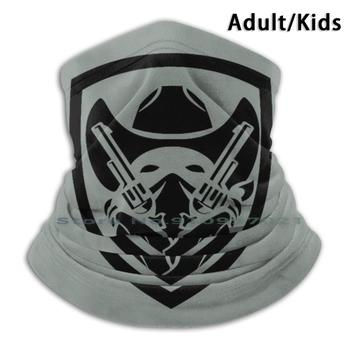 Gun Fighter Scarf Mask Neck Warmer Face Wraps Foulard Bandana Mascarillas Military Defence Army Navy Airforce Odst Marines image