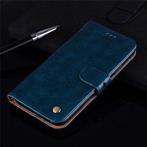 Кожаный флип-чехол для Huawei Honor10 Lite P Smart 2019 Магнитный чехол-книжка для Honor10 Lite PU кожаный чехол Fuandas Coque Cover