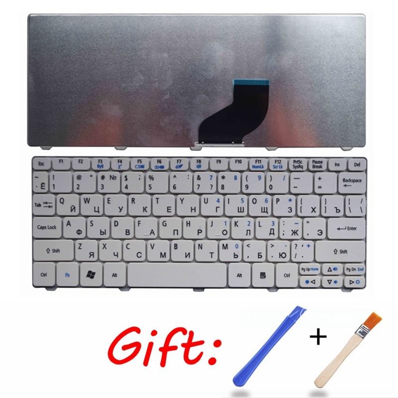 US Black New English laptop keyboard For Acer D255 D256 D257 D260 D270 EM350 N55C ZH9 ZE6 ONE 522 533 532G AO532h 532H 521
