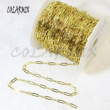5-10 meters link necklace Opened  Chain necklace accessories chain link  chain for jewelry making 9449