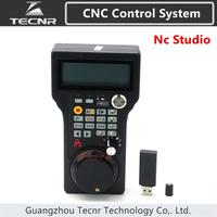Nc Studio wireless handwheel 3 axis cnc controller for cnc router HB03 WHB03