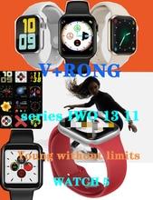 bluetooth smart watch male 1 54 screen blood pressure monitor heart rate waterproof sport smartwatch female pk w34 iwo 10 12 Smart Watch Men Women Bluetooth Call Smart Watch Heart Rate Blood Pressure IP67 Waterproof Sport Smartwatch PK Siries Iwo 13 9 8