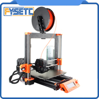 FYSETC Clone Complete DIY Prusa i3 MK3 3D Printer Full Kit With Aluminum Alloy Profile Magnetic Heat Bed Motor Einsy board Kit