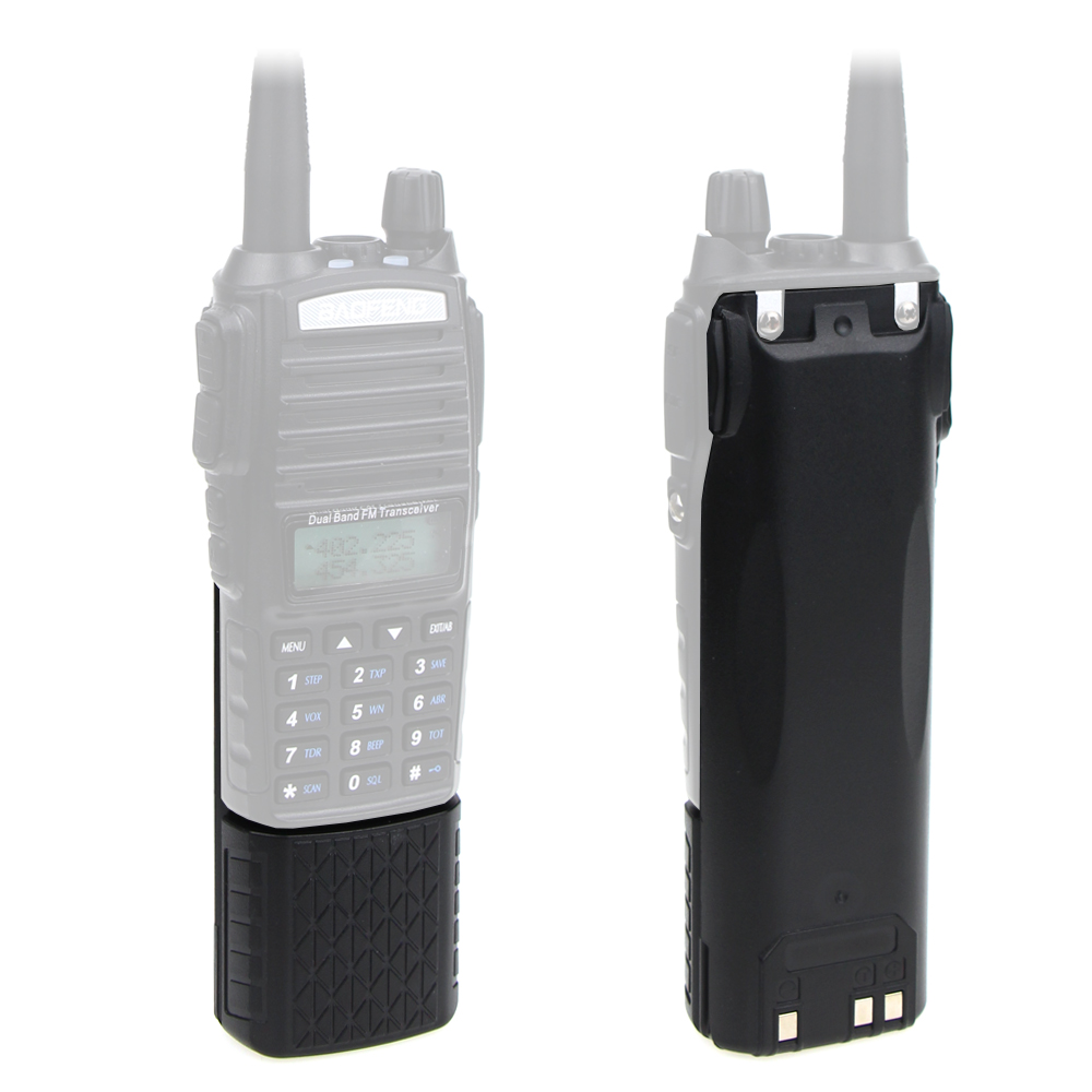 Baofeng UV-82 BL-8 3800mAh 7.4V Li-ion Battery For Baofeng Walkie Talkie UV82 UV-8D UV-89 UV-82HP UV-82HX Two Way Radio