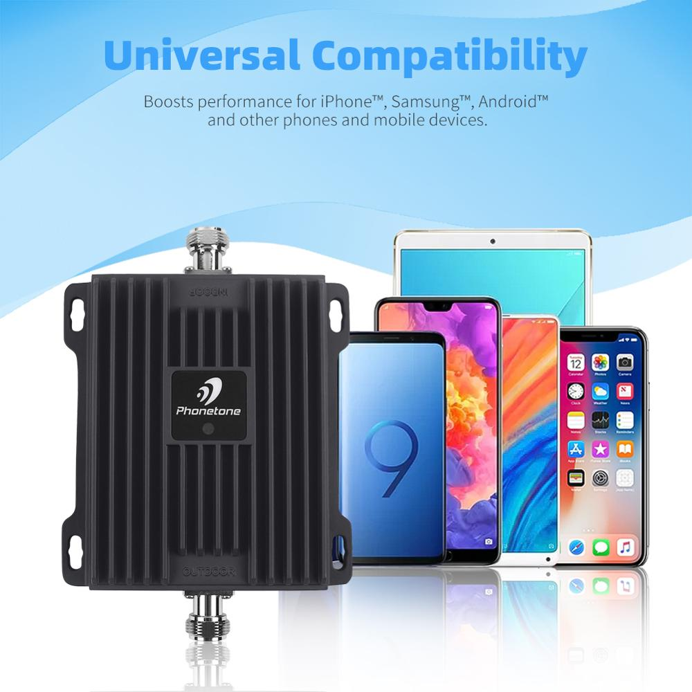 Image 3 - cell phone Signal Booster LTE 700 4g Amplifier Band 28 700MHz 65dB Cellular Repeater Mobile Phone signal Amplifier 4G booster-in Signal Boosters from Cellphones & Telecommunications