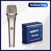 Condenser microphone kms105 with 48V Phantom power studio recording grade microphone for vocalists
