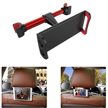 "Car Headrest Holder, Tablet Headrest Mount Compatible with Smartphones/Tablets/Switch 4.7""-10.5""(Hong Kong,China)"