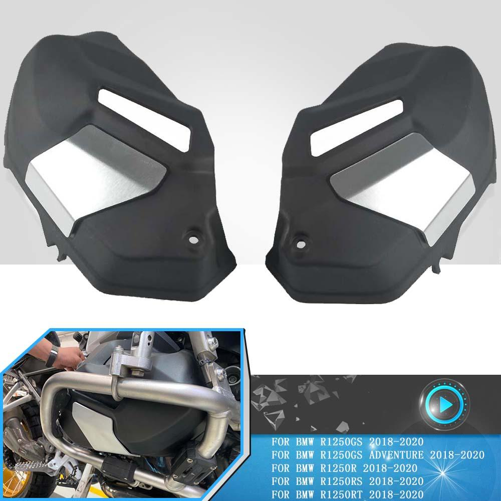 For BMW R1250GS R 1250 GS Adventure R1250R R1250RS R1250 RT 2018 2019 2020 Motorcycle Skid Plate Engine Guard Cover Protector