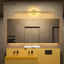 Led Wall Light For Home Lighting Fixtures Modern Sonce Lamp Gold&White 80 60 40cm Bathroom Font Morrir Lgith