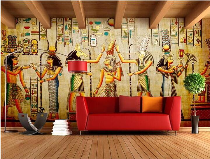 Entrance to Pyramid Wall Mural Photo Wallpaper GIANT DECOR Paper Poster