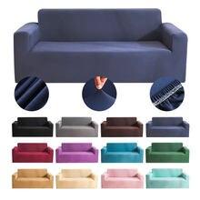 Moderno de alta qualidade ajustável sofá capa para sofás sala estar l forma elástica stretchable seccional chaise lounge móveis