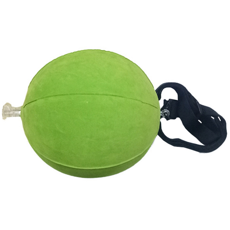 Smart Impact Ball Golf Swing Trainer Aid Practice Posture Correction Training Green