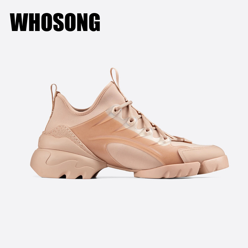 Autumn Women Platform Sneakers Girls Thick Bottom Sport Sneakers Ladies Brand White Shoes Fashion Chunky Sneakers Trainers New