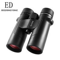 Eyeskey High Power ED Binoculars 10X42 IPX8 Waterproof Bak4 Prism Optics HD High Clarity Tourism Telescope For Camping Hunting