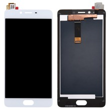 High quality For Meizu Meilan E2 LCD Screen and Digitizer Full Assembly goowiiz белый кот meizu e2