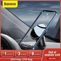 Baseus-soporte magnético para teléfono móvil de coche, rejilla de ventilación Universal para iPhone Redmi Note 7, Smartphone, montaje de Clip