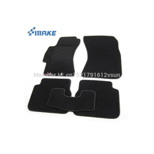 SmRKE для Subaru Impreza автомобильные коврики ковры индивидуальные противоскользящие гидрофил волокно спереди и сзади полный набор LHD RHD