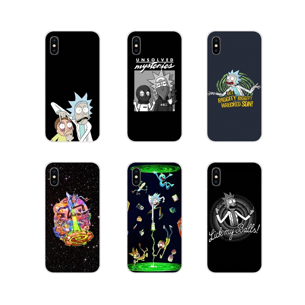 Cartoon Meme Rick And Morty Splendid For Samsung Galaxy A3 A5 A7 A9 A8 Star A6 Plus 2018 2015 2016 2017 Accessories Cases Covers image