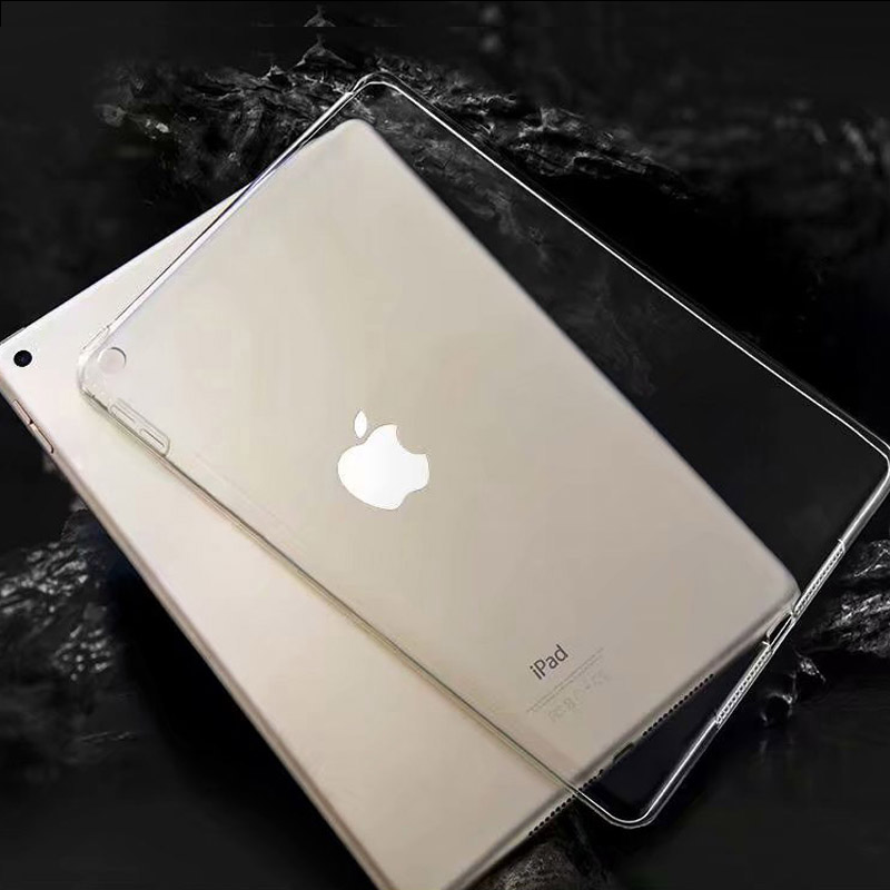 Apple Case for A2232 A2198 Cover Soft Silicon Transparent Clear A2197 10.2 A2200 iPad 2019