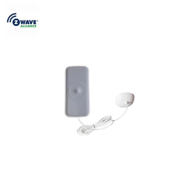 Wireless 868mhz Z-wave Flood Detector Water Leakage Sensor Compatible With Z-wave Gateway